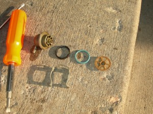 Fuel Pressure Regulator Parts